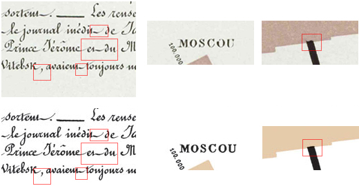 (Now Go Bang!) Minard / Morse / Tufte and Authenticity on the Web